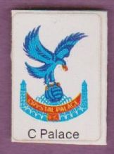 Crystal Palace Badge (B)